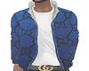 Gucci Blue Jacket