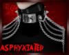 [A] His Collar w/chains