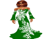 Christmas Dress 4 Green