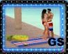 """""""GS"""" EXIT POOL KISS ANIM"""