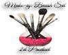 !V! Makeup brushes