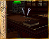 I~Vintage Library Desk