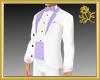 Lavender Trim Tux/Tails2
