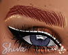 S. Flex Brows Red