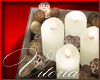 𝓥* Candle decor