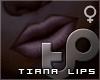TP Tiana Lips - Ebony