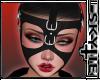 Latex Harness Mask