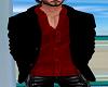~ DS  Red Black Jacket ~
