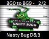 Nasty Bug D&B (Euro) 2/2
