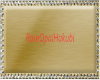 Rose's name plate