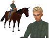 Noah & Horse-npc