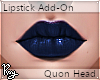 Midnight Lipstick -Quon