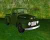 Old Ford Farm Truck