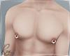 Pierced Nipples - Hoops