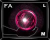 (FA)HandOrbML Pink