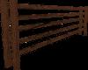 (AL)Wooden Coral Fence