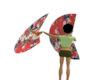 Geisha Fan Dance