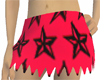 Short Stars Skirt