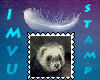 Ferret stamp