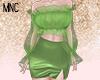 MNC Gypsy Set Green