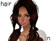 *n* brown nuts hair