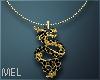 Mel*Dragon Necklace Male