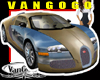 VG Chrome Gold Super car