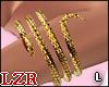 Snake Armband L