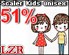 Scaler Kids unisex