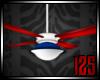 125!Spiderman CeilingFan