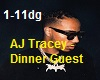AJ Tracey - Dinner Guest