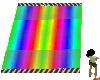 Sky's Rainbow Rug
