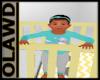 Baby Girl in Crib V2