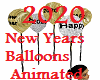 2020 NYE Balloons