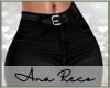 A RLL Jeans Black
