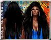 (RT)BLACK AGGIE HAIR