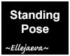 Single Standing Pose