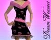 Flirty Lace in Black