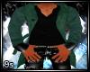 [9s] Long Coat Green