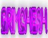 GrimChesh room Neon Sign