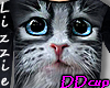 *L* 3D kitty Top {DDcup}