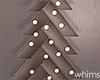 Snowfall Light Tree