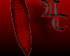 blood snake tail