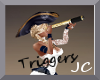 ~Pirate Spyglass M/F