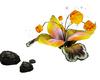 fleur flotante