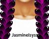 JI:Fushsia Pigtails