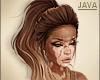 -J- Uberlio golden brown
