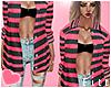 Bey Open Shirt Pink