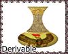 !!  Egypt Vase