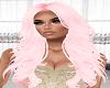 Light Pink Diva hair